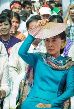 Myanmar, Photographer, Photography, Aung San Suu Kyi