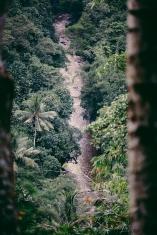 Bali, Sayan, River