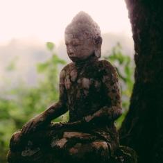 Buddha, Statue, Sayan, Ubud, Bali