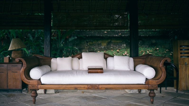 Sofa, Sayan, Ubud, Como