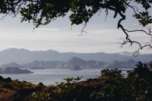 Komodo, Hiking, Flores, Scenery