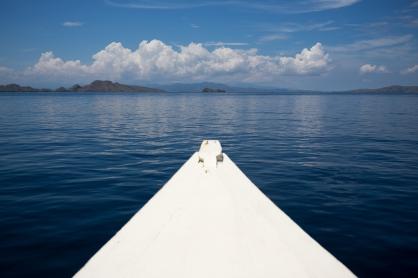 Diving, Flores, Komodo, Indonesia, Boat, Ocean