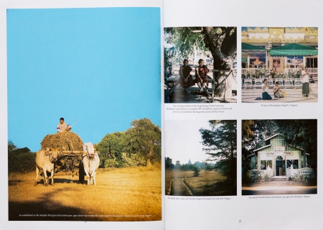 Nikko Karki's photos featured in Bali magazine, iMag