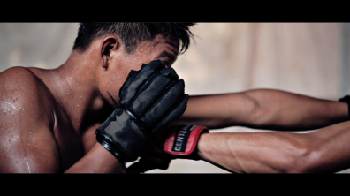 Win Zin Oo's Thut-Ti Gym a short film by Nikko Karki