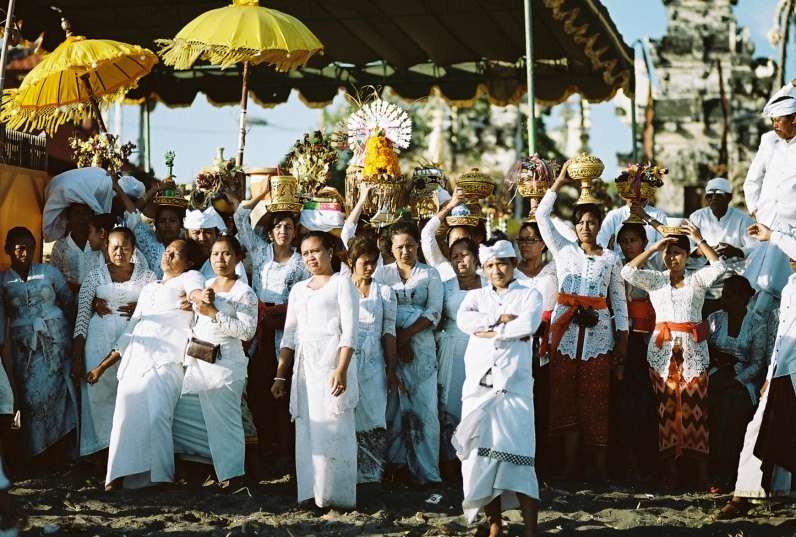 Batu Bolong Ceremony